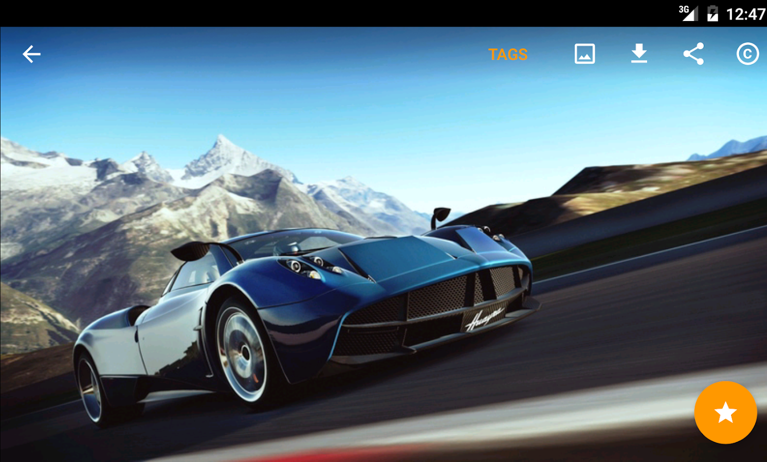 Car wallpapers- screenshot