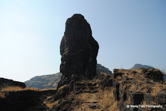 Photo: Elephant Shape Rock formation on Suvela machi