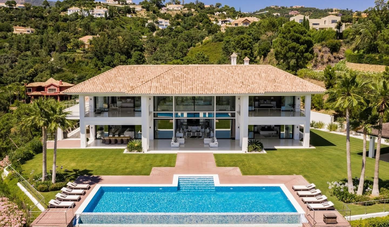 Maison avec piscine et terrasse Benahavís