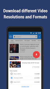 App Video Downloader Pro - Download all videos free APK for Windows Phone