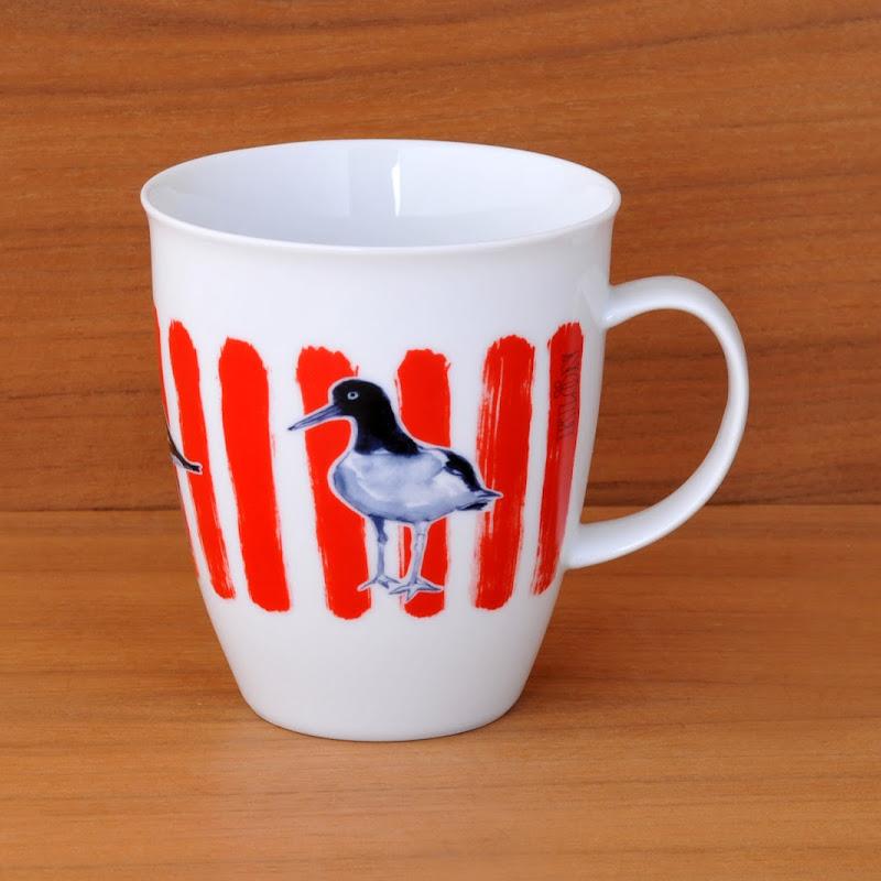 Cup und Mug Becher Leuchtturm Zur See 400ml