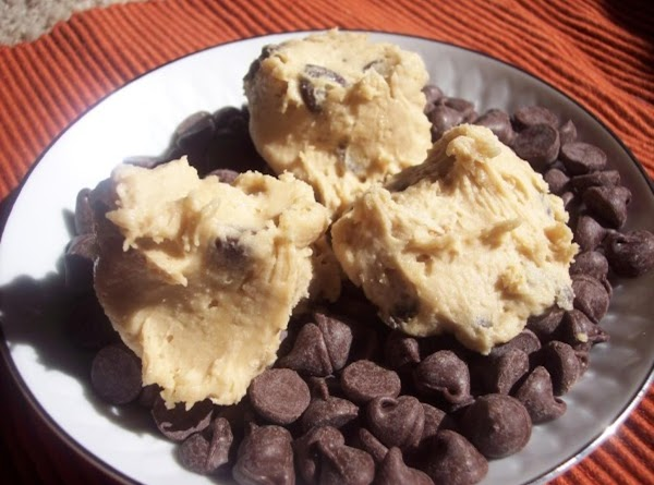 Chocolate Chip Cookie Dough Balls Recipe