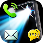 LED Flash Alerts on Call & SMS 1.3 Apk