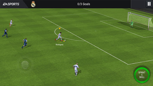 FIFA Soccer  gameplay | by HackJr.Pw 12