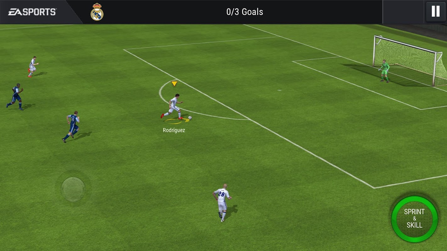 FIFA Soccer screenshots