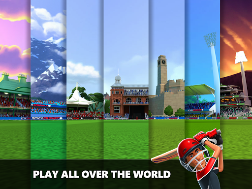 Stick Cricket Live 2020 - Play 1v1 Cricket Games 1.6.8 screenshots 14