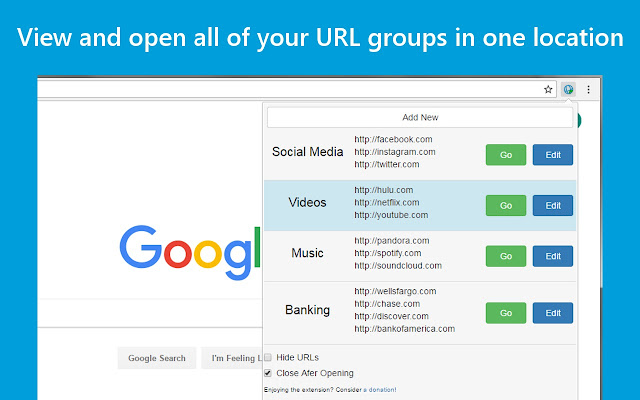 Groupmanager create group