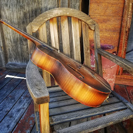 by Ron Meyers - Artistic Objects Musical Instruments