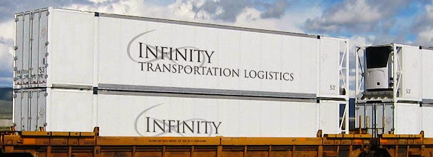 Photo: Infinity Intermodal Refrigerated Domestic Container