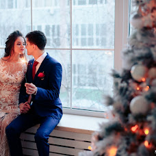 Wedding photographer Alina Shevareva (alinafoto). Photo of 17.01.2018