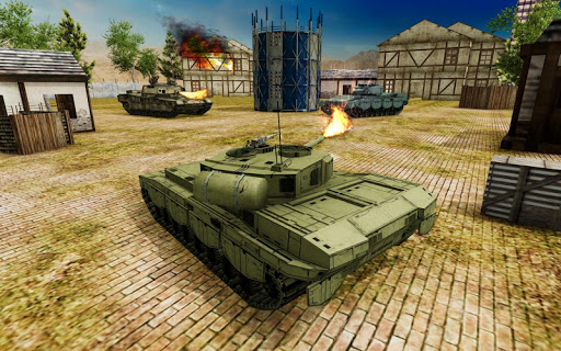 Modern Army Tank War Machine -Tank Shooting Games 13 de.gamequotes.net 1