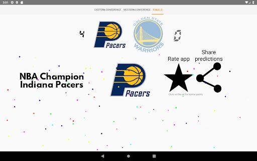NBA Predictor 1.04 screenshots 9