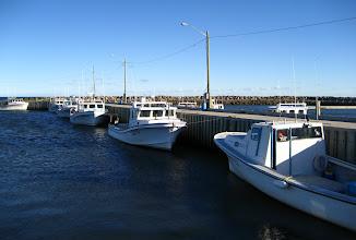 Photo: Bütün balıkçı tekneleri aynı!