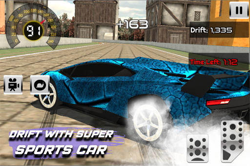 Ultimate Drift - Car Drifting and Car Racing Game 1.5 screenshots 3