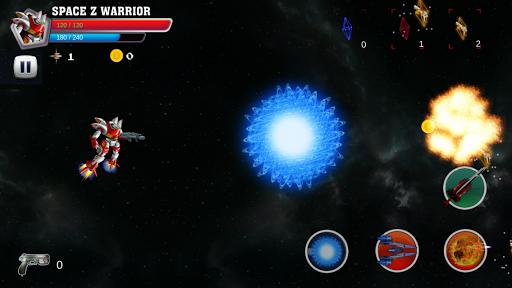 Robot Warrior apktram screenshots 2