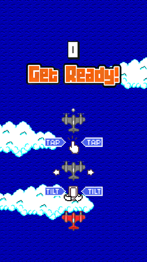 Bomber Plane- screenshot