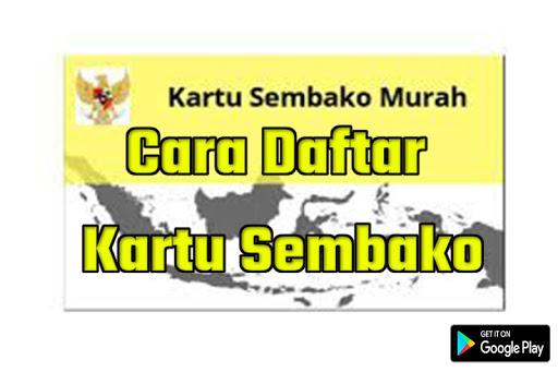 Download Cara Daftar Kartu Sembako Free For Android Cara Daftar Kartu Sembako Apk Download Steprimo Com