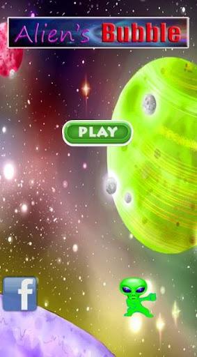 Bubble Shooter Alien Pop
