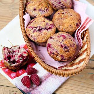 Healthy Raspberry Breakfast Muffins Recipes