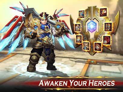 Pocket Knights 2 Mod Apk 2.8.1 (Ghost Mode + Extreme Damage + No Skill Cooldown) 7