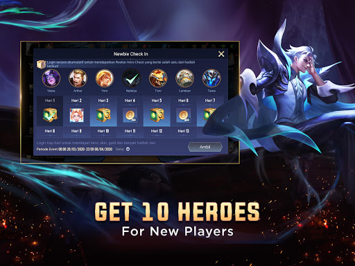 Garena AOV - Arena of Valor: Action MOBA apkpoly screenshots 19