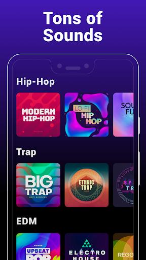 Groovepad - Music & Beat Maker 1.0.0 screenshots 2