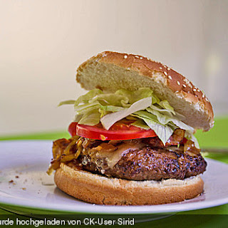 All American Burger Recipe