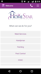 HSP Home Services- screenshot thumbnail