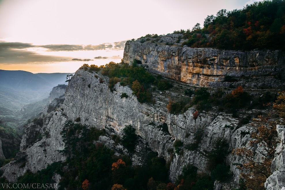 Большой каньон, Крым