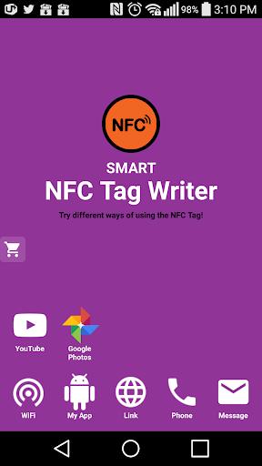 智能NFC标签输入器