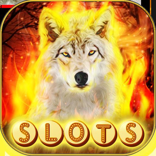 Wolf Flame Casino Slots