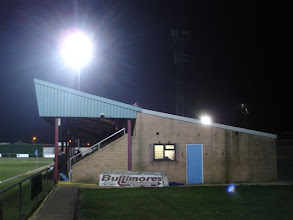 Photo: 31/01/12 v St Ives Town (United Counties League Prem Div) 1-1 - contributed by Gyles Basey-Fisher