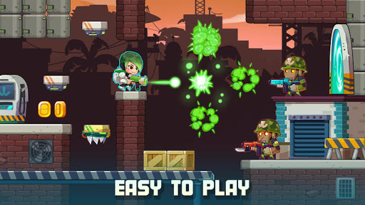 Metal Shooter: Run and Gun screenshot 5