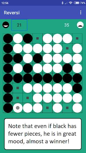 Reversi - Livio 0.2.3 {cheat|hack|gameplay|apk mod|resources generator} 3
