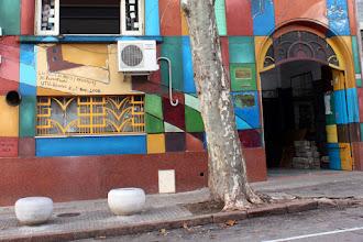 Photo: Marcas de la Memoria (4) Local del Sunca (Sindicato de la Construcción), Yi 1538. 1974 – 1984. Local usurpado por la dictadura fascista cívico-militar y recuperado por la lucha del pueblo.