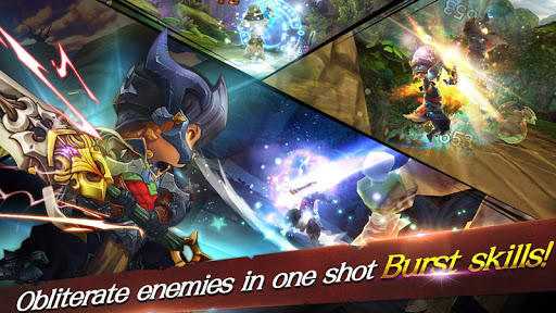 Dragon Eyed v1.4 APK (Mod God Mode)