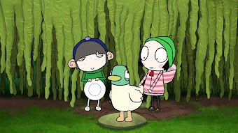 Sarah and Duck - Plate Escape