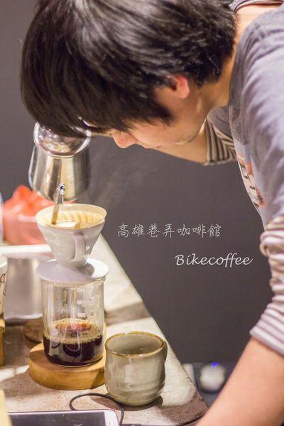 拜克咖啡 Bikecoffee 持續進化的搖滾風咖啡店