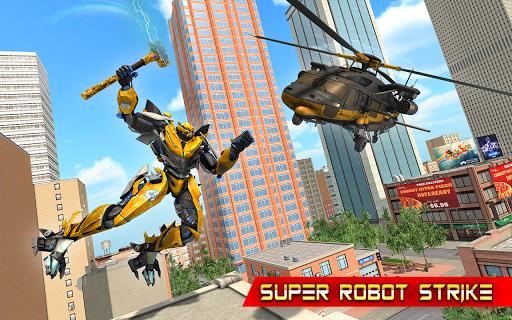 Grand Hammer Robot - Hammer Robot Fighting Game 5 screenshots 5