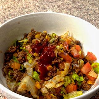 Ground Beef Taco Salad Recipes