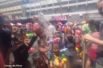 Photo: Songkran