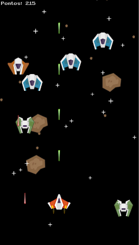 android Space Battle FREE Screenshot 2