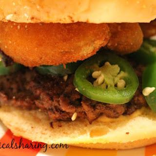 Hella-peno Burger Copycat #SundaySupper