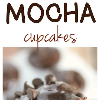 Double Chocolate Mocha Cupcakes
