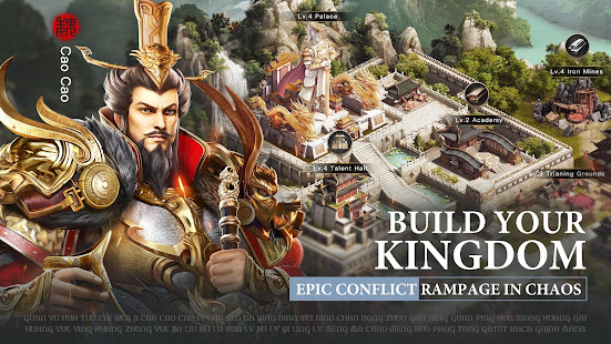 Three Kingdoms: Raja Chaos for PC-Windows 7,8,10 and Mac apk screenshot 2