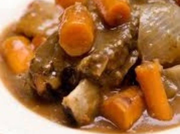 Short Ribs With Vegetables Recipe