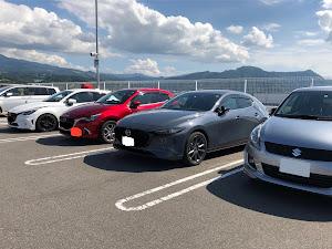 デミオ DJ5FS XD Noble Crimson 2WD 2018のカスタム事例画像 フモブレさんの2019年09月15日22:06の投稿