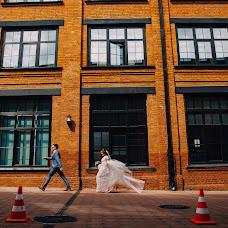 Fotografo di matrimoni Darya Kukushkina (KukushkinaDari). Foto del 24.08.2018