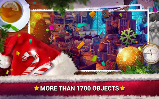 Hidden Objects Christmas Gifts – Winter Games ss3