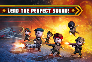 Pocket Troops: The Expendables APK screenshot thumbnail 1
